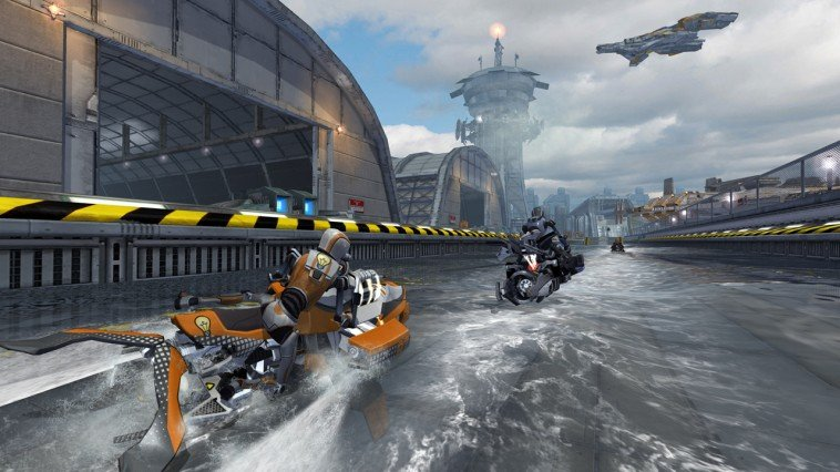 Riptide GP: Renegade, analizamos lo nuevo de Vector Unit para Nintendo Switch 5