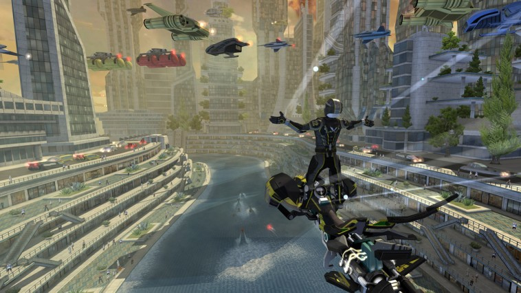 Riptide GP: Renegade, analizamos lo nuevo de Vector Unit para Nintendo Switch 6