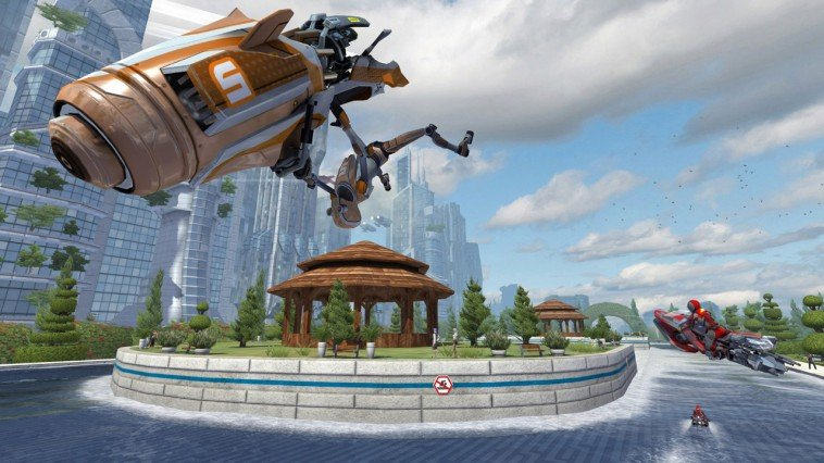 Riptide GP: Renegade, analizamos lo nuevo de Vector Unit para Nintendo Switch 3