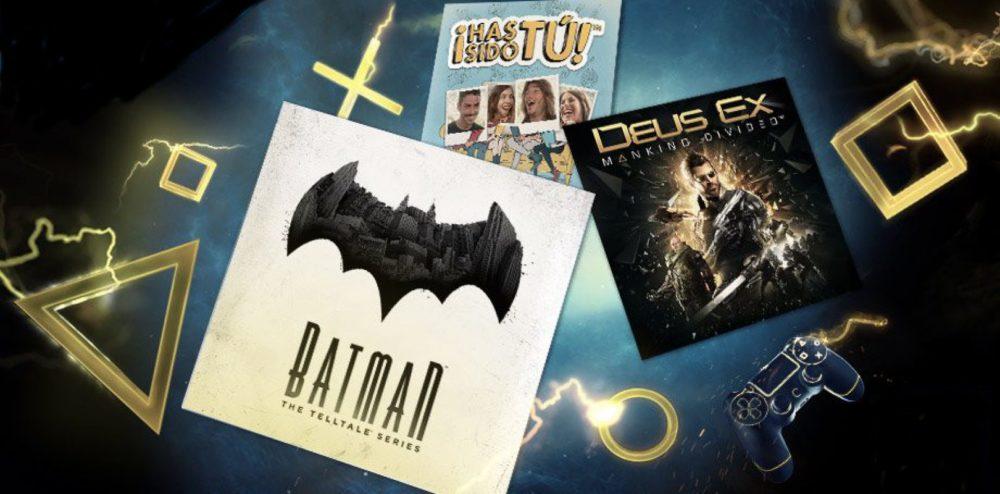 Estos son los juegos gratis de Enero en PlayStation Plus para PS4, PS Vita y PS3 1