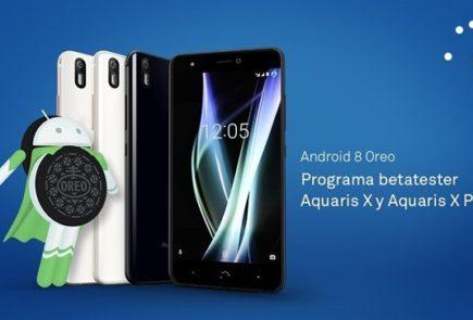 La beta de Android Oreo 8.0 ya disponible para los BQ Aquaris X y X Pro 2