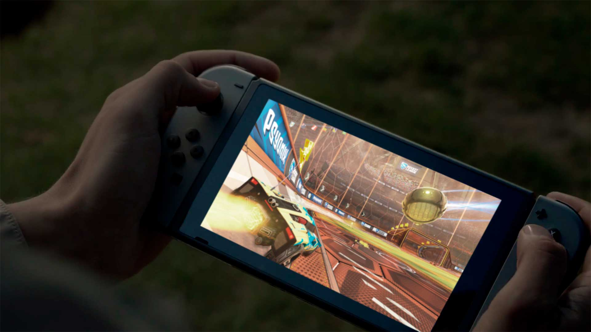 Rocket League para Switch