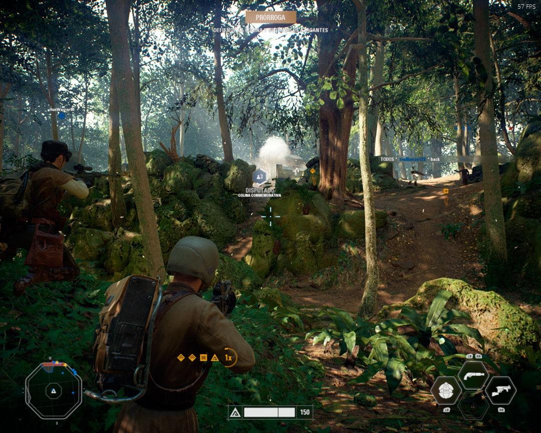 Analizamos Star Wars Battlefront II, una secuela que progresa adecuadamente 1