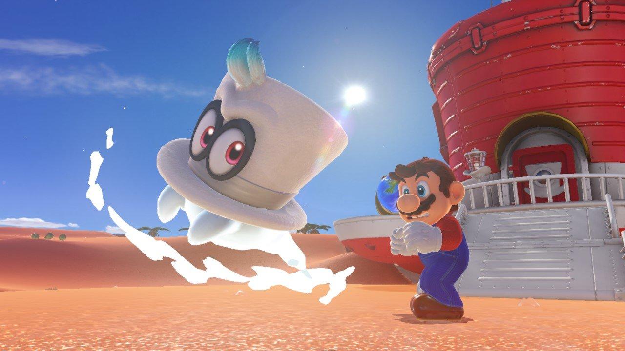 Super Mario Odyssey, análisis: la magia y la creatividad se juntan en una odisea inolvidable 3