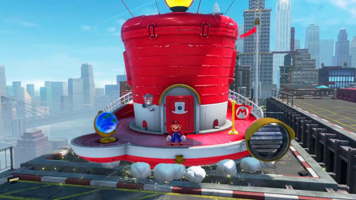 Super Mario Odyssey, análisis: la magia y la creatividad se juntan en una odisea inolvidable 4