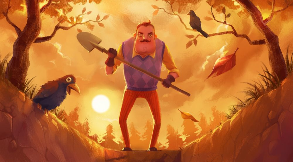 Hello Neighbor, analizamos el fenómeno que arrasa en Youtube 1