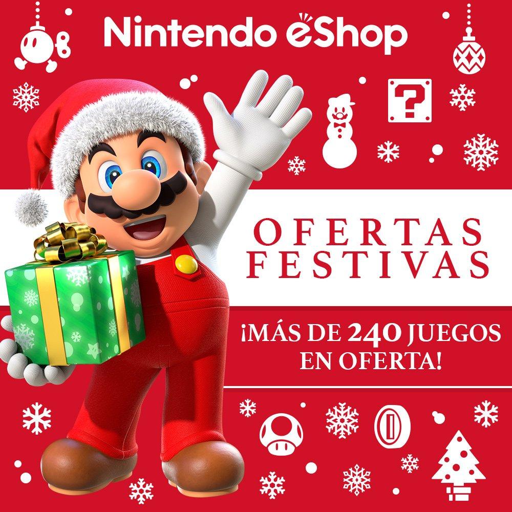 Nintendo eShop comienza con sus Ofertas festivas 2017 para Europa 1