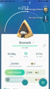 Comienza el evento de Navidad en Pokémon GO 5