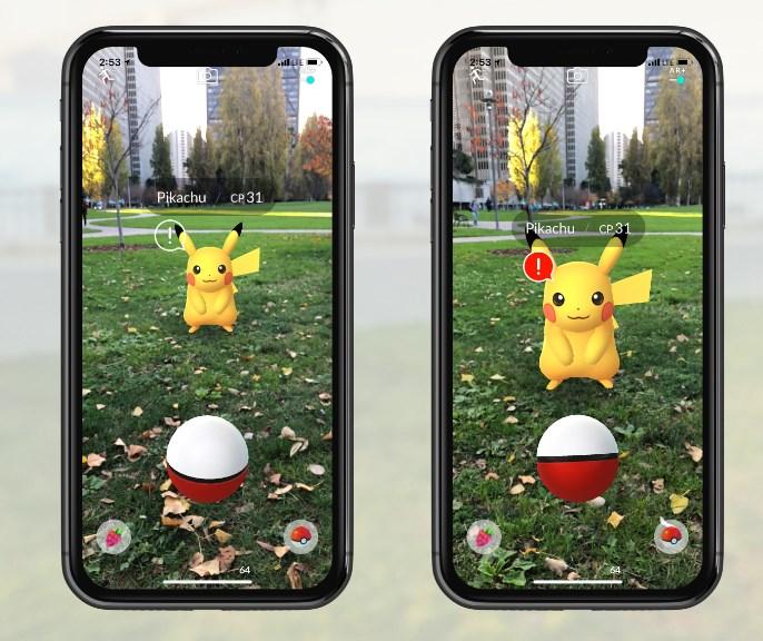 ¡AR+ ya está disponible en Pokémon GO! 2