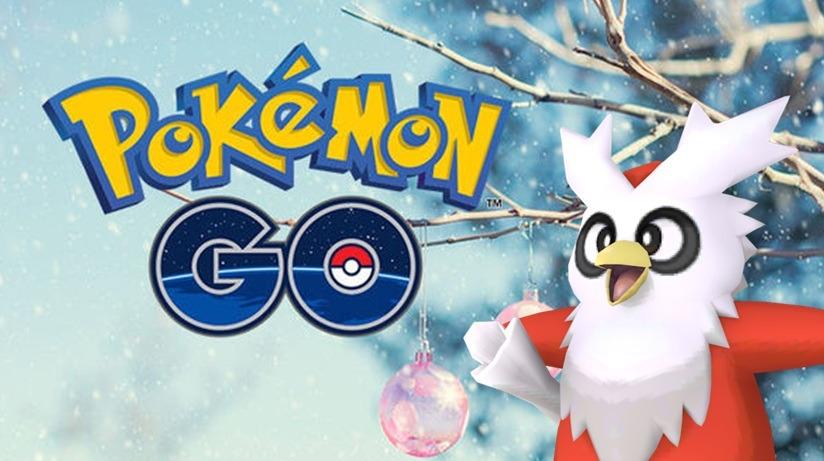 Comienza el evento de Navidad en Pokémon GO 1