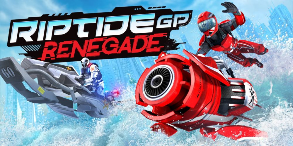 Riptide GP: Renegade, analizamos lo nuevo de Vector Unit para Nintendo Switch 1