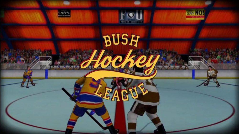 Bush Hockey League, analizamos este juego que nos lleva a los 70 1