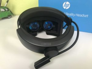 Desempaquetamos el HP Windows Mixed Reality Headset 4