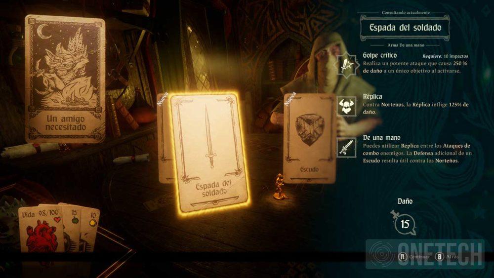 Hand of Fate 2, analizamos a fondo lo nuevo de Defiant 5
