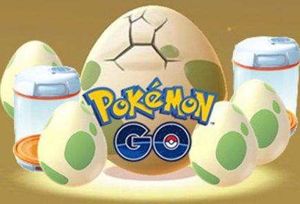 Pokémon GO confirma todos los Pokémon de Hoenn que encontraremos en Huevos 1