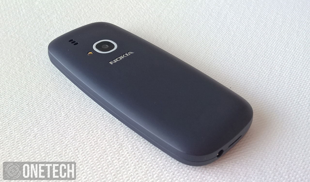 Cámara Nokia 3310 (2017)