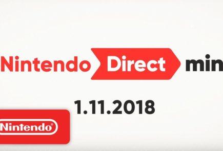 Nintendo Direct Mini, todas las novedades de Switch para principios de este año 1