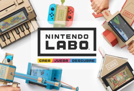 Nintendo Labo: esta es la novedad de Switch para construir tus accesorios que te sorprenderá 2