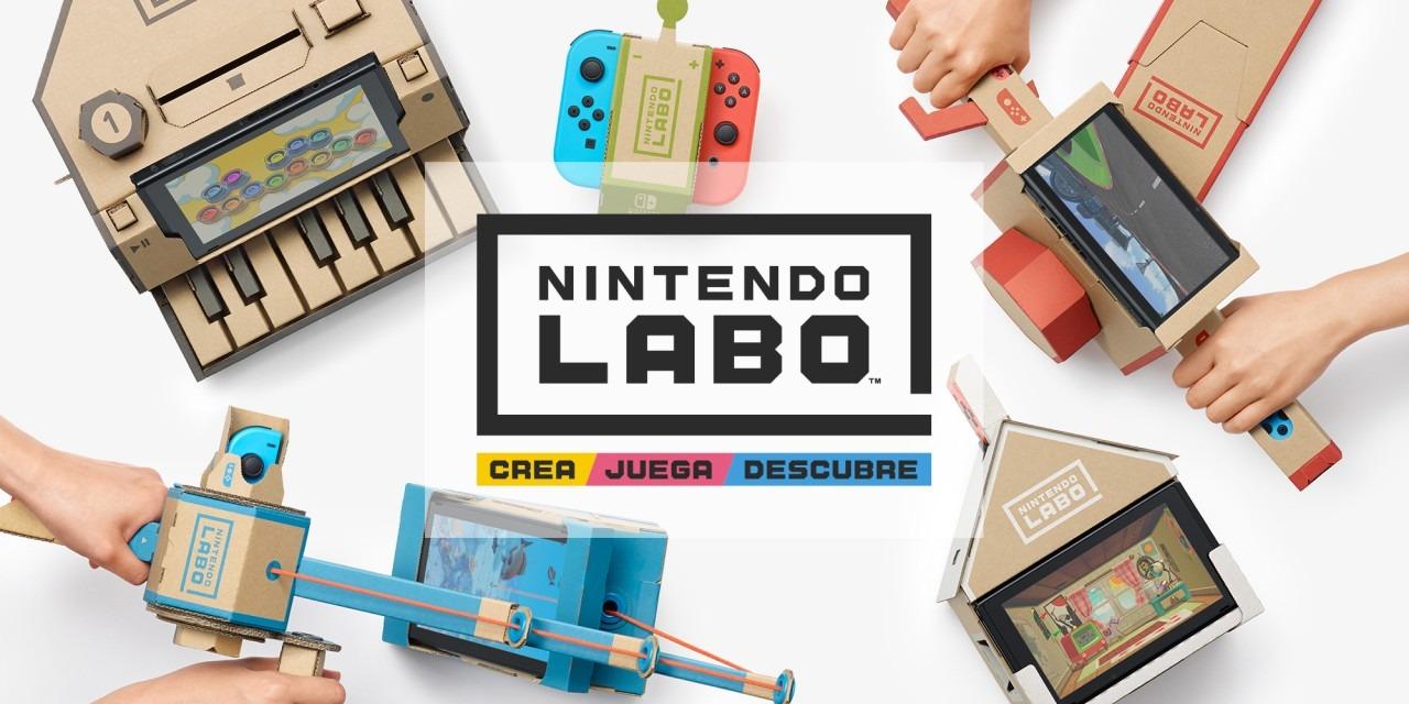 Nintendo Labo: esta es la novedad de Switch para construir tus accesorios que te sorprenderá 1