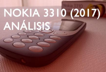 El día a día con el Nokia 3310 (2017), lo analizamos 1