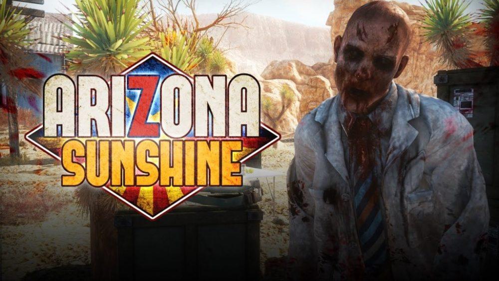 Arizona Sunshine, analizamos este shooter de zombies 1