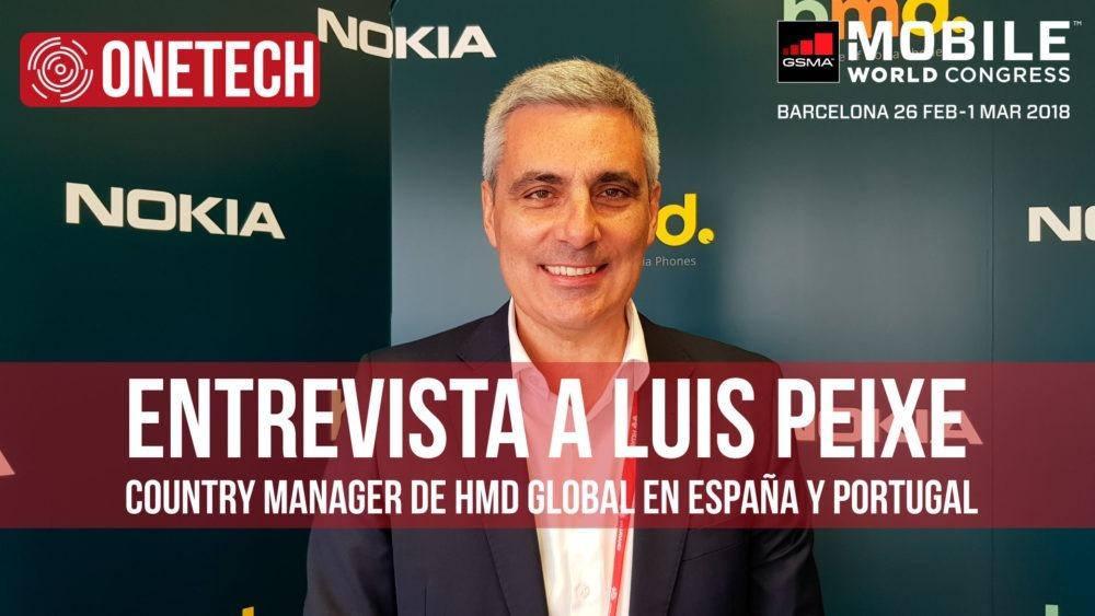 Entrevistamos a Luis Peixe, Country Manager de HMD para España y Portugal 1