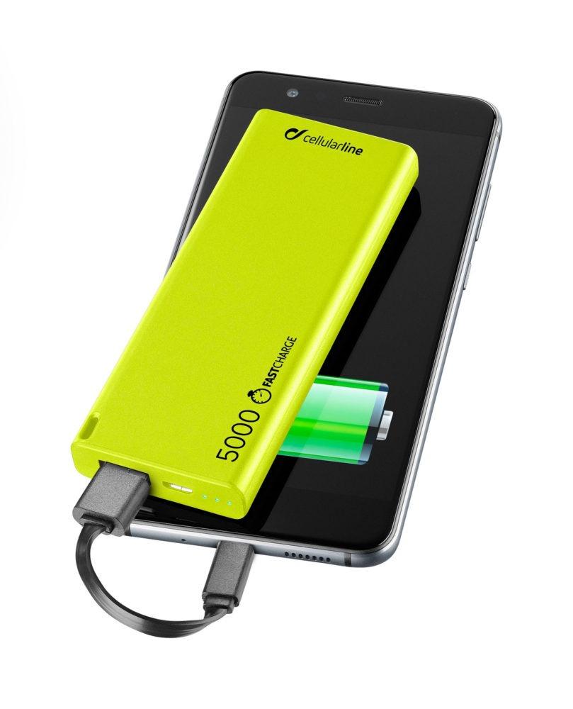 Cellularline presenta sus novedades con una nueva batería como destacada [MWC18] 6