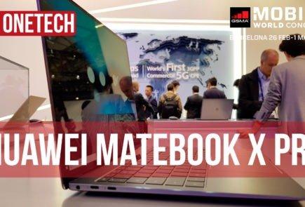 Huawei MateBook X Pro, de cerca desde el MWC 2018 6