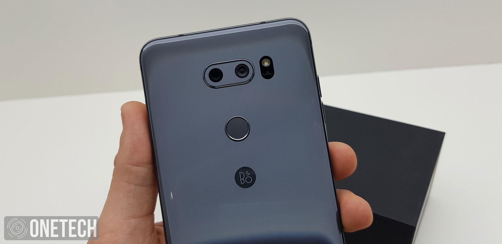 LG V30S+ ThinQ es la apuesta de la marca para la gama alta en el MWC18 2