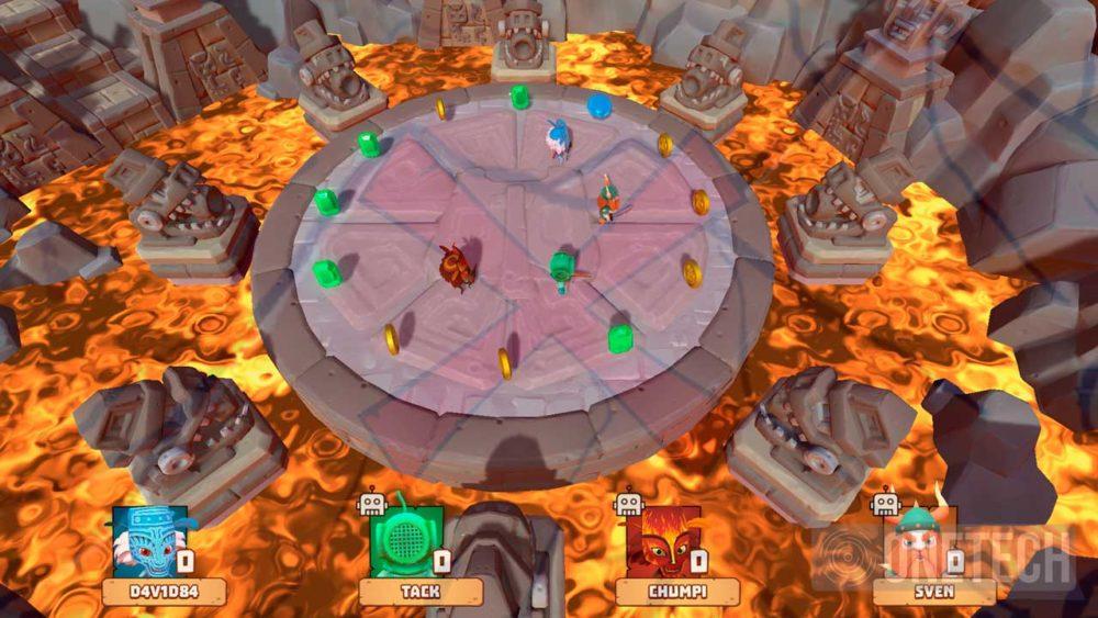 Marooners, analizamos este divertido y desafiante party game 9