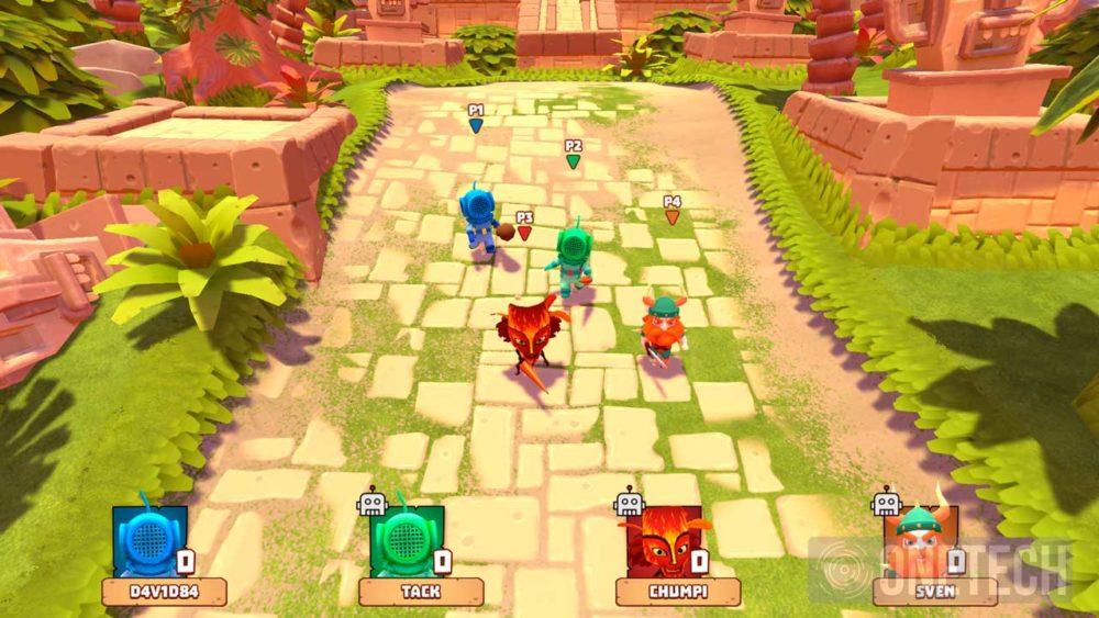 Marooners, analizamos este divertido y desafiante party game 3