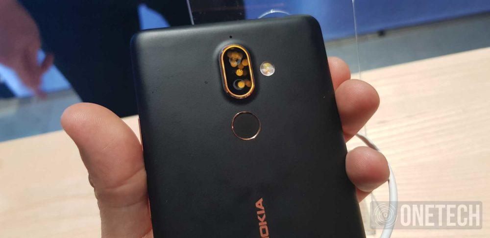 Nokia 7 Plus, un gama media muy premium [MWC18] 2