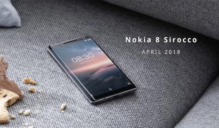Nokia 8 Sirocco, el nuevo gama alta de HMD Global [MWC18] 1