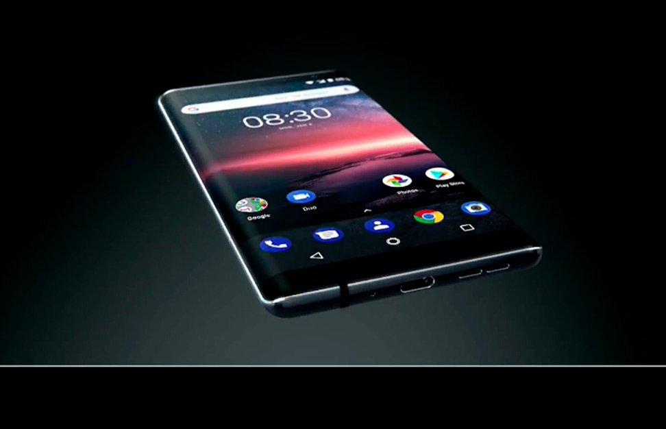 Nokia 8 Sirocco, el nuevo gama alta de HMD Global [MWC18] 3