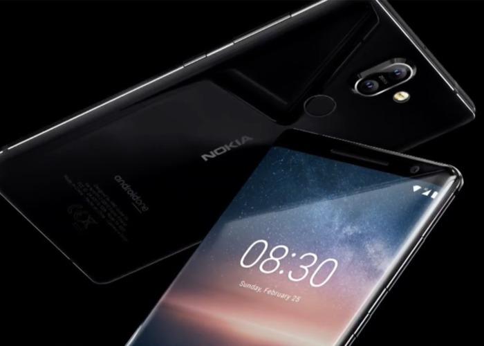 Nokia 8 Sirocco, el nuevo gama alta de HMD Global [MWC18] 2