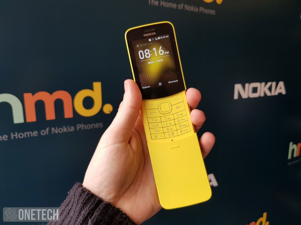 Nokia 8110 4G Reloaded