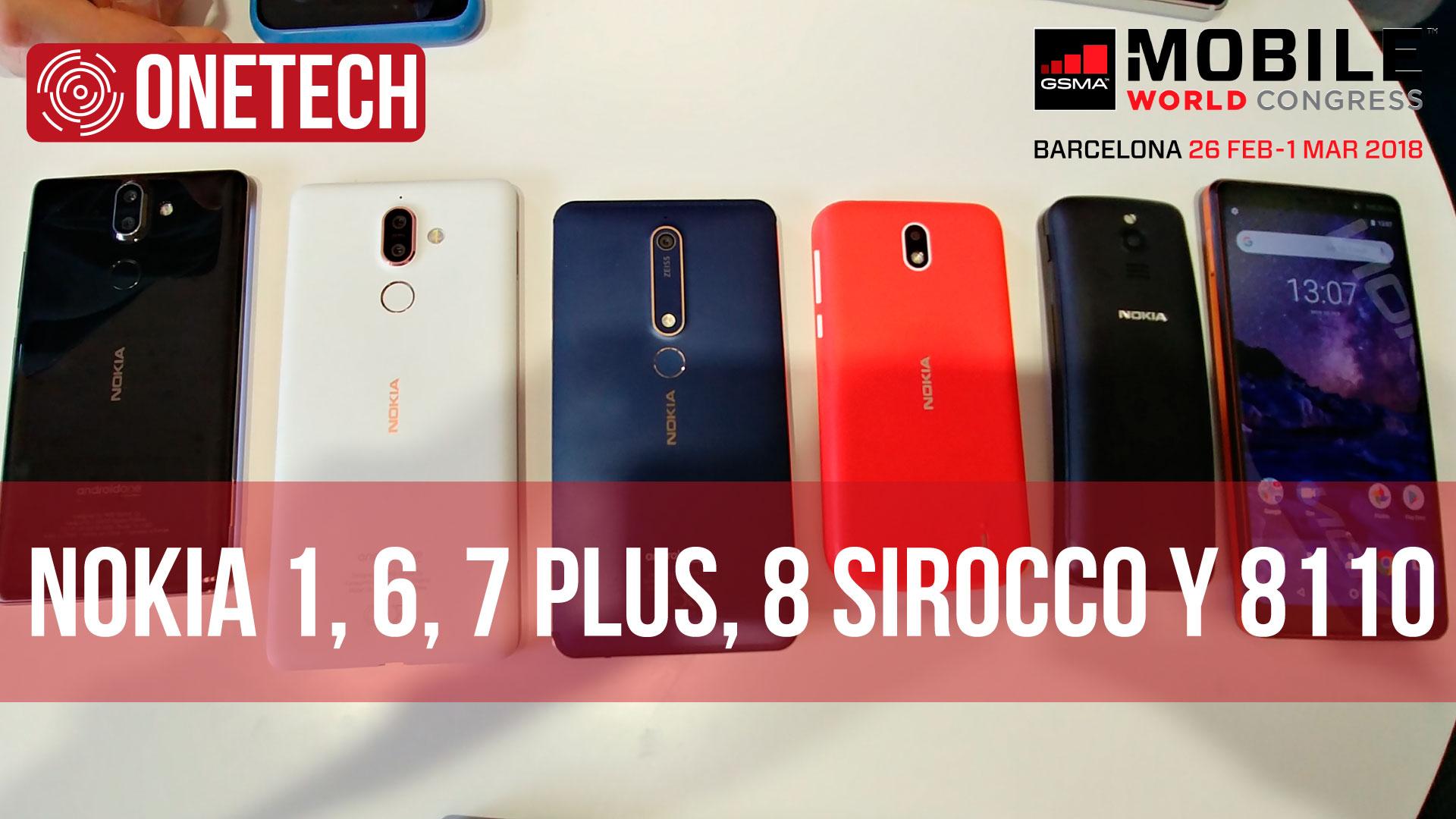 Probamos los nuevos Nokia presentados en el MWC18, estas son nuestras impresiones 1