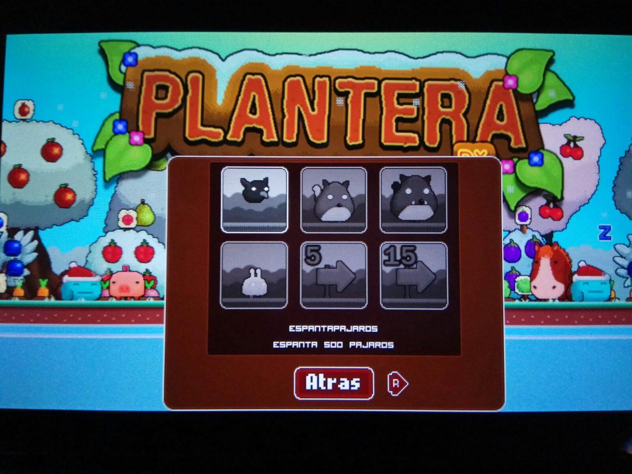 Plantera DX, analizamos el nuevo jardín que llega a Nintendo Switch 7