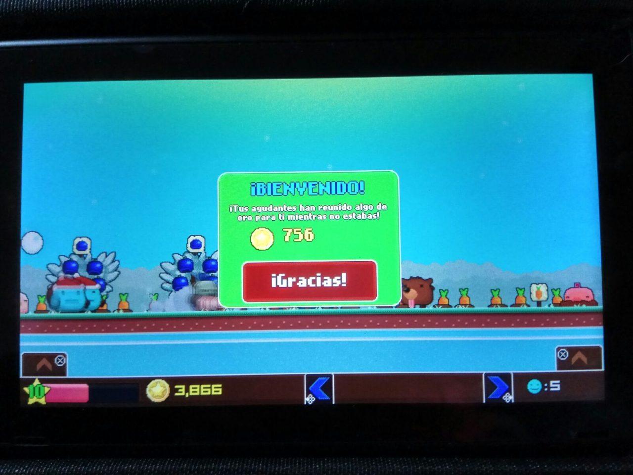 Plantera DX, analizamos el nuevo jardín que llega a Nintendo Switch 5