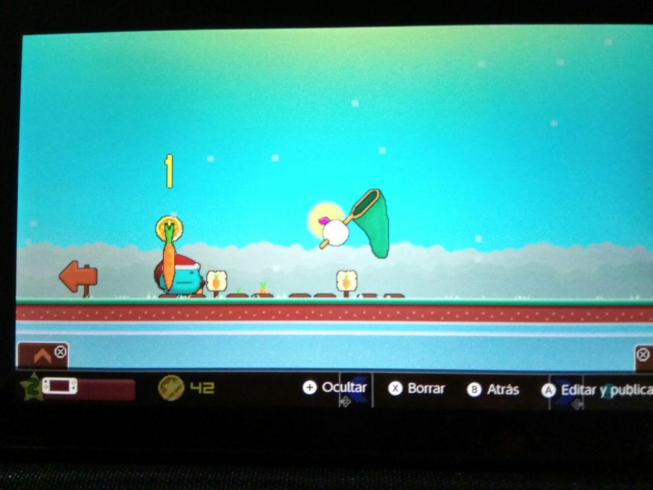 Plantera DX, analizamos el nuevo jardín que llega a Nintendo Switch 8