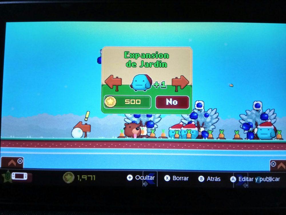 Plantera DX, analizamos el nuevo jardín que llega a Nintendo Switch 2