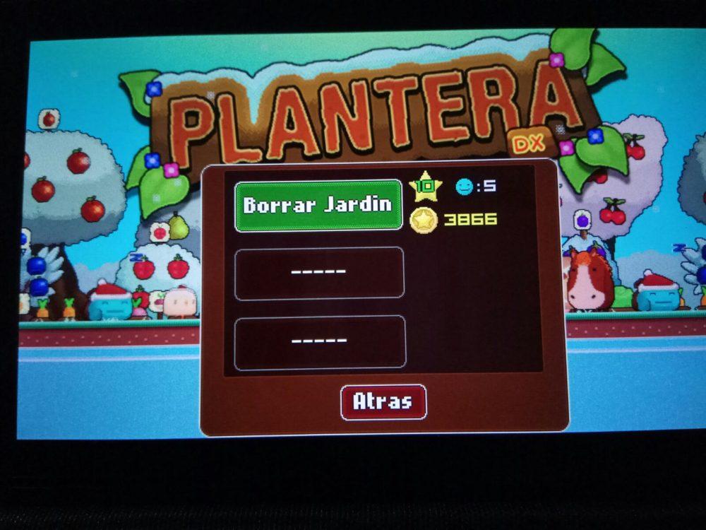 Plantera DX, analizamos el nuevo jardín que llega a Nintendo Switch 3