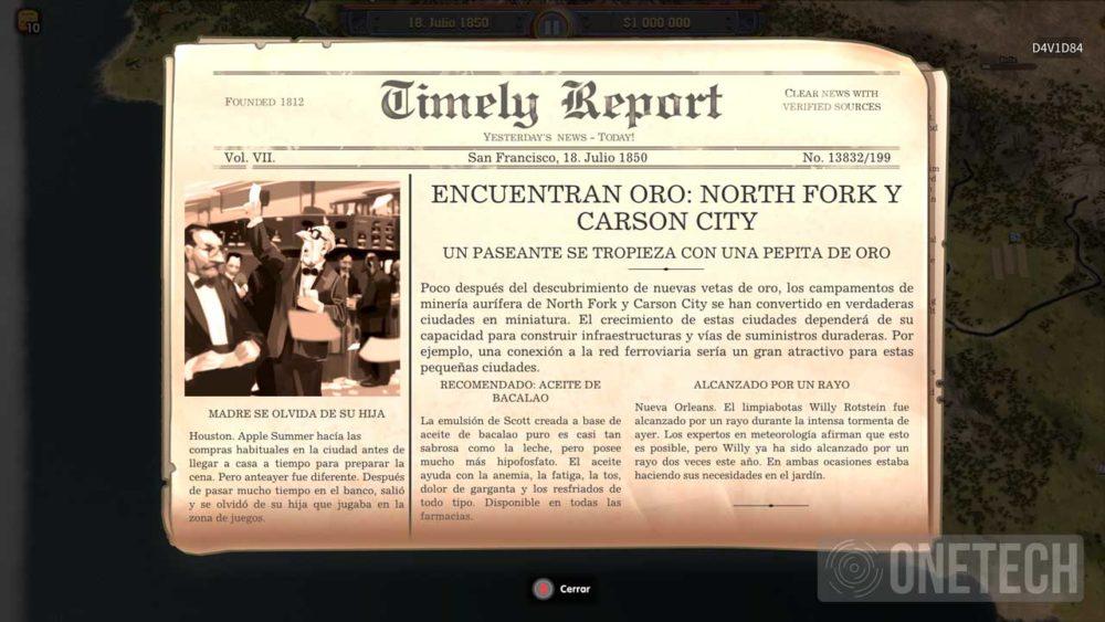Railway Empire, analizamos el momento histórico de la industria ferroviaria 10