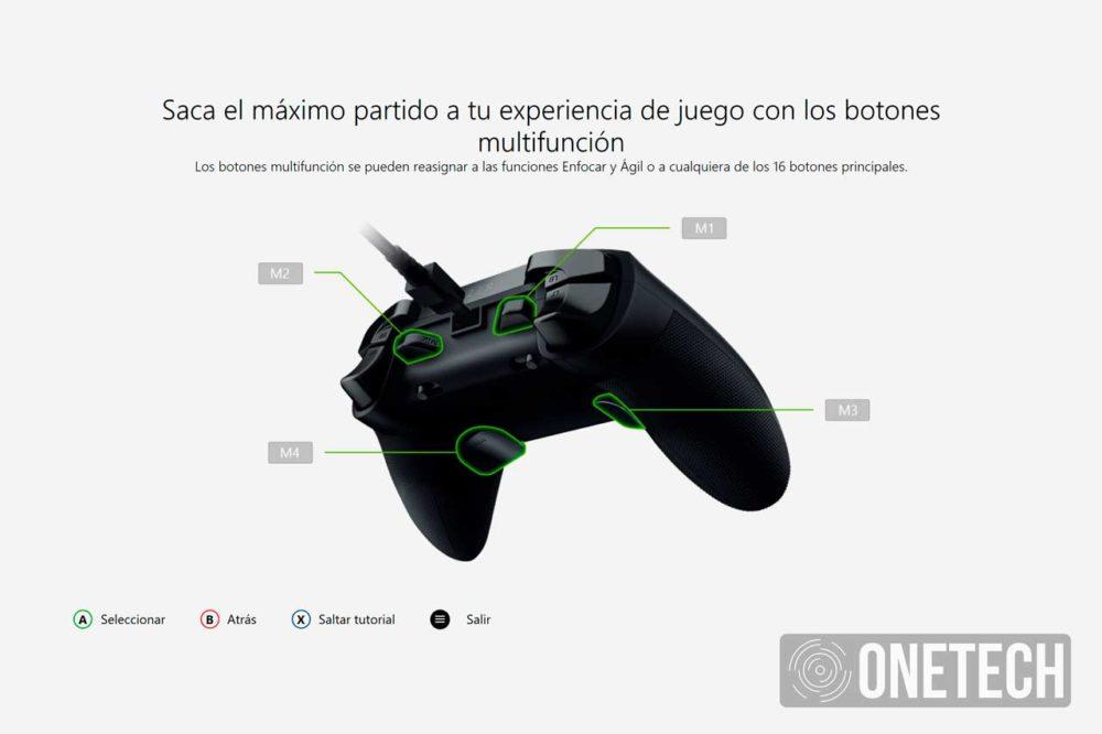 Analizamos el Razer Wolverine Tournament Edition para Xbox One y Windows 10 12
