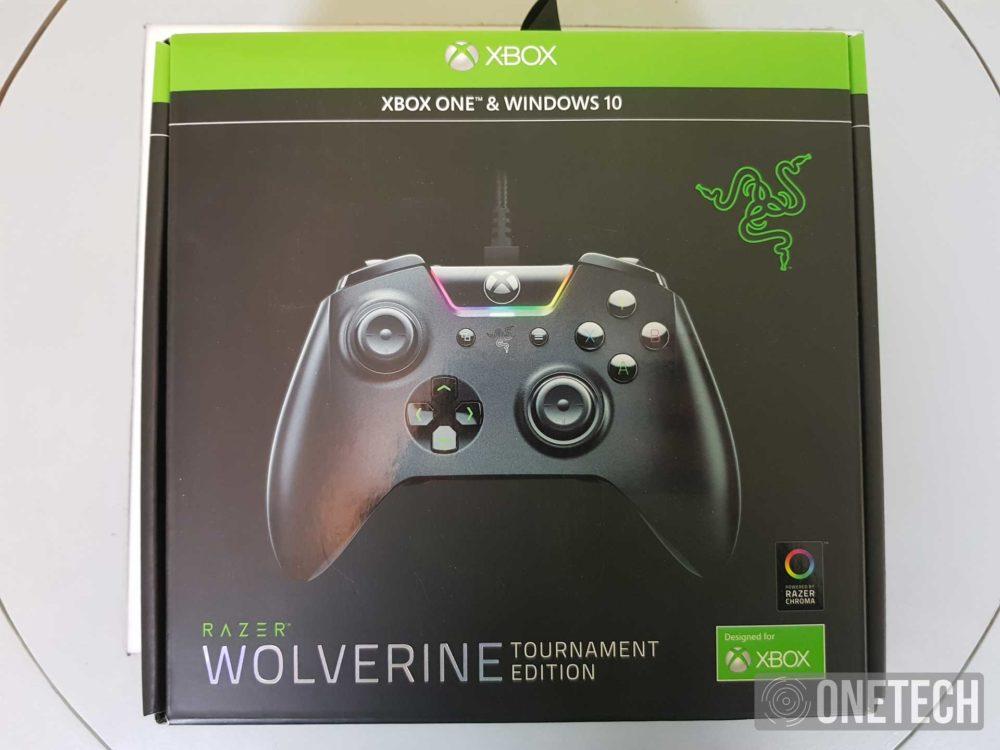 Analizamos el Razer Wolverine Tournament Edition para Xbox One y Windows 10 2