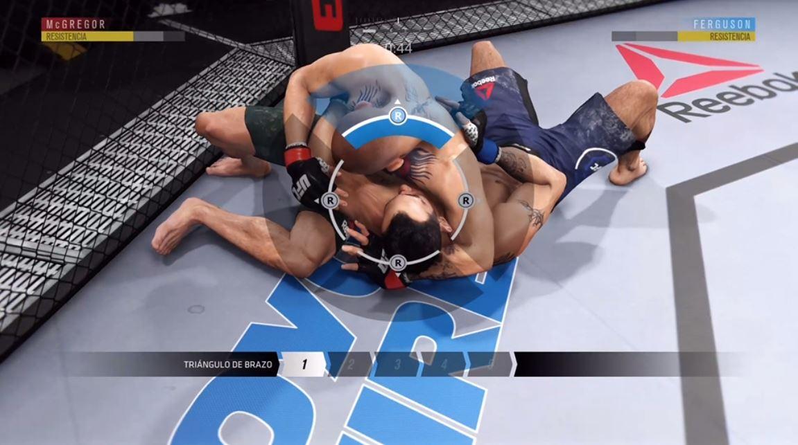 UFC 3, analizamos el nuevo simulador de EA 4