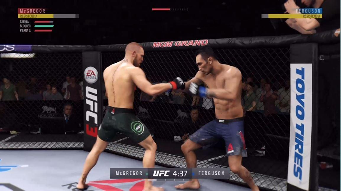 UFC 3, analizamos el nuevo simulador de EA 2