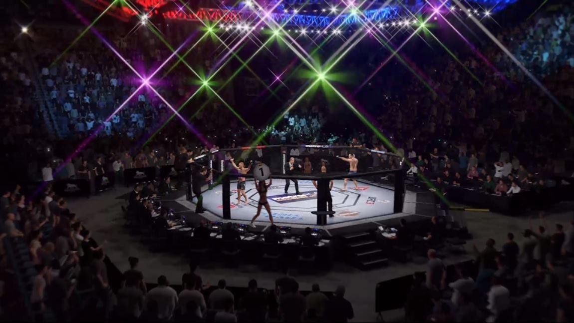 UFC 3, analizamos el nuevo simulador de EA 6