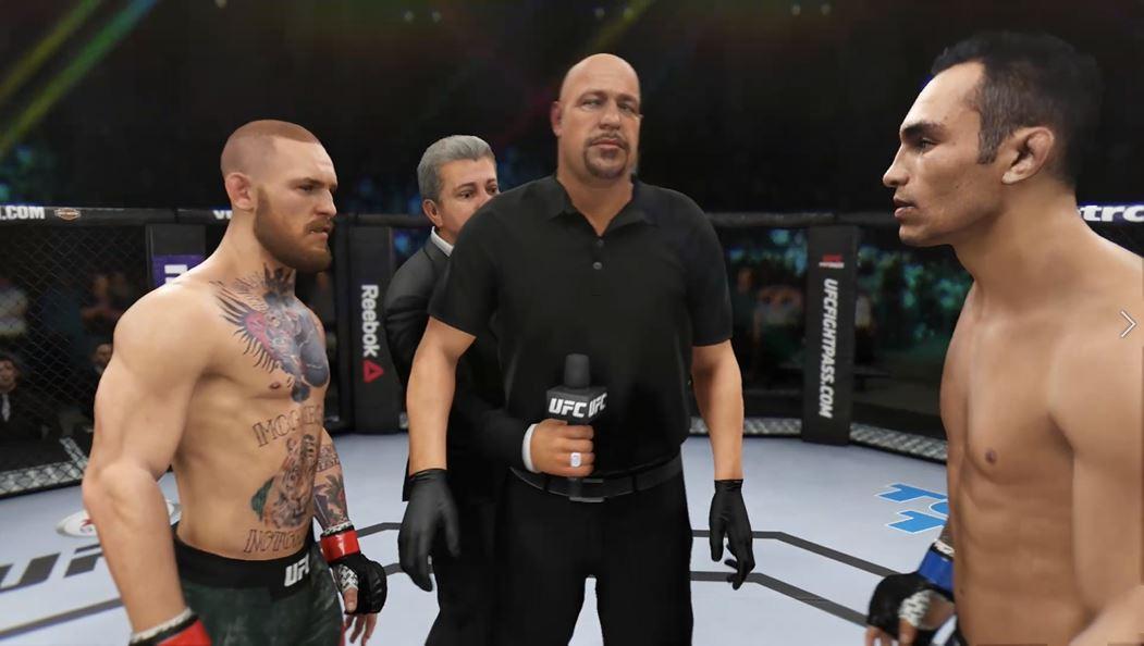UFC 3, analizamos el nuevo simulador de EA 3