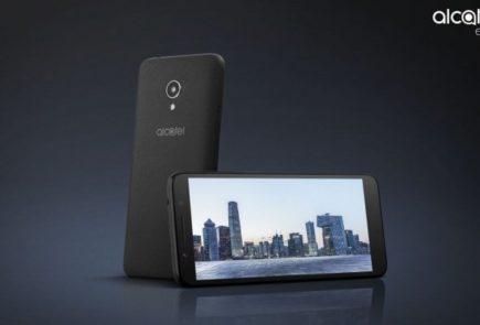 Alcatel 1X, el primer teléfono con Android GO ha llegado [MWC18] 5